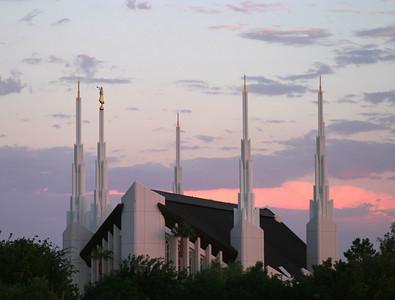 Las Vegas LDS Temple