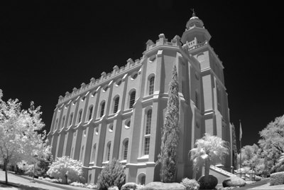 St George Temple Side IR