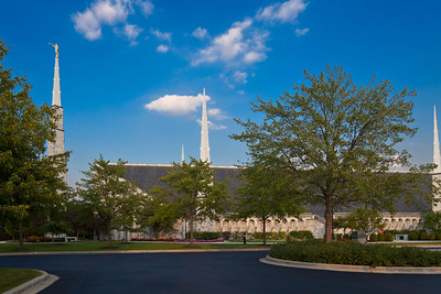 Chicago LDS Temple West Side