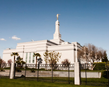 Frezno, CA LDS Temple