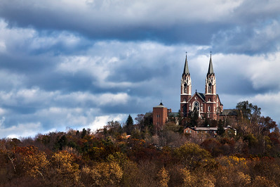 Holy Hill Basilica National Shrine of Mary,  Wisconsin