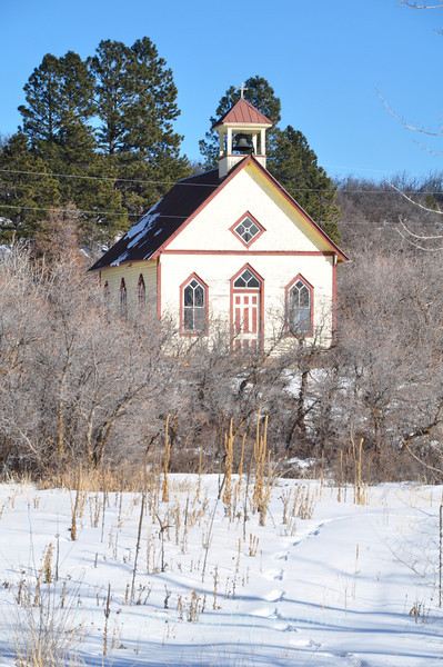 St. Paul's Church, Hesperus, Colorado