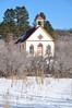 St. Paul's Church, Hesperus, Colorado