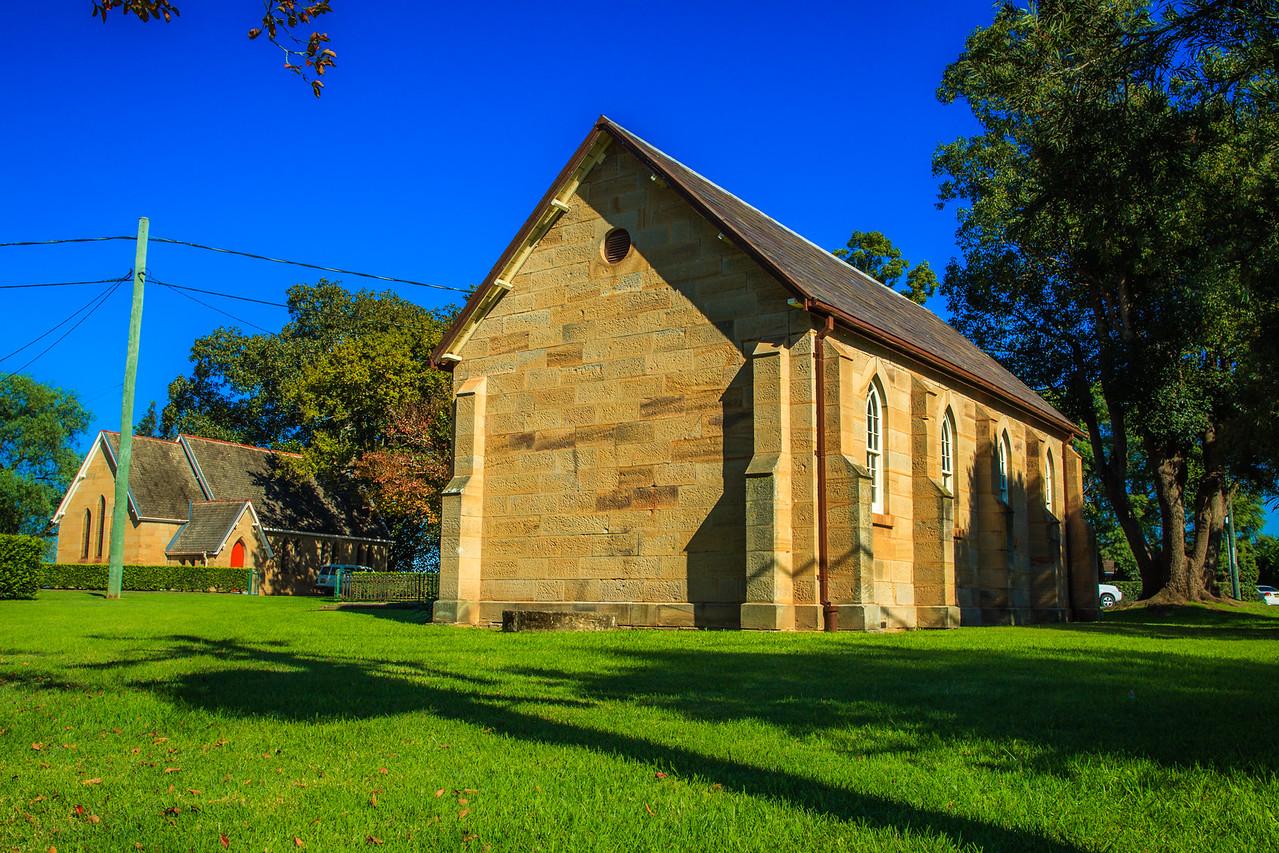 Scots Church, Pitt Town, Sydney