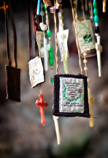 Tokens at a Shrine