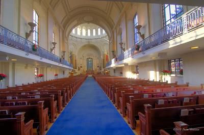 2012/12/13 U.S. Naval Academy Chapel