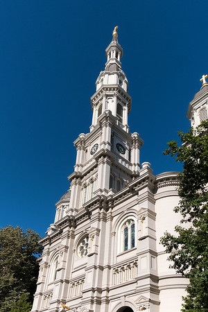 Cathedral of the Blessed Sacrament - Sacramento, CA