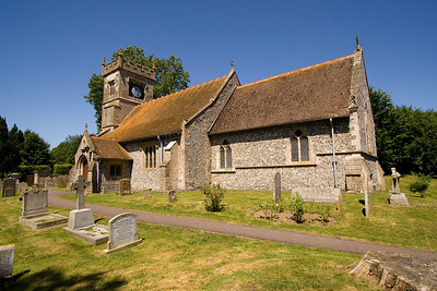 St Andrews Church, Collingbourne Ducis