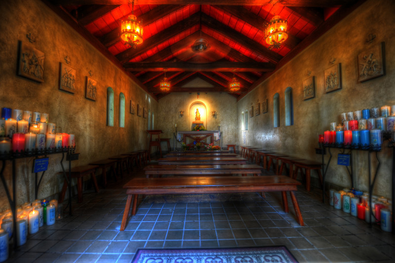 St. Augustine Chapel interior 13 October 2012