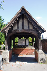St. Dunstan's Church Lych Gate