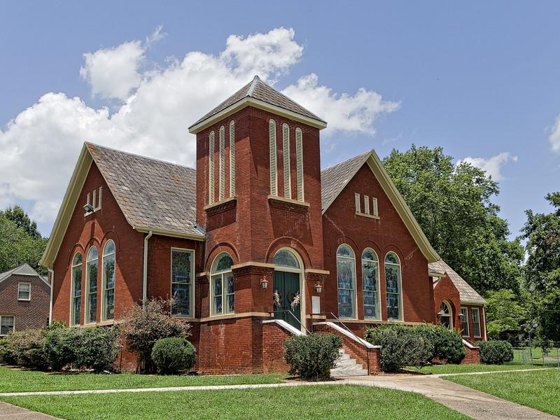 First Methodist Church Summerville