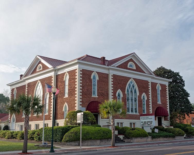 Live Oak, Florida, First  Methodist Church