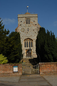 St John the Baptist Church, Puttenham