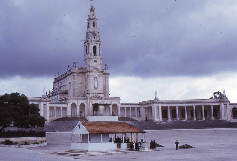 Fatima, Portugal, 1973