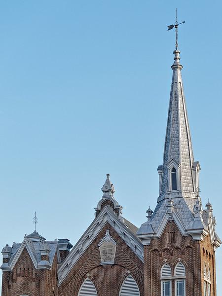 First Methodist Church McMinnville