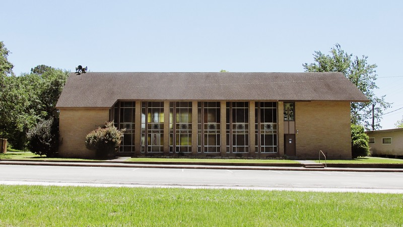 First Methodist Church, Newton