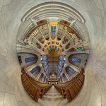 Riverside Church Spherical Panorama II