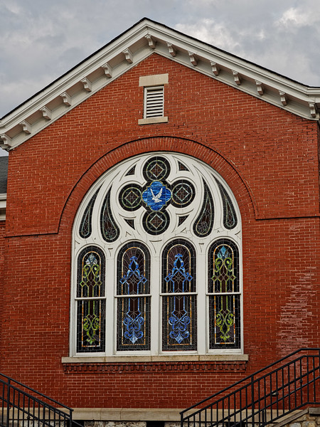 First Congregational Church,Chattanooga.