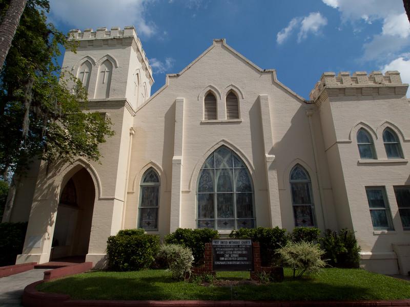 First Methodist Church, St. Augustine