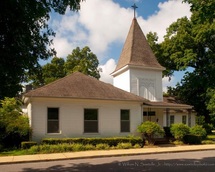 Cordova Presbyterian Church