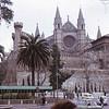 Palma cathedral 1973