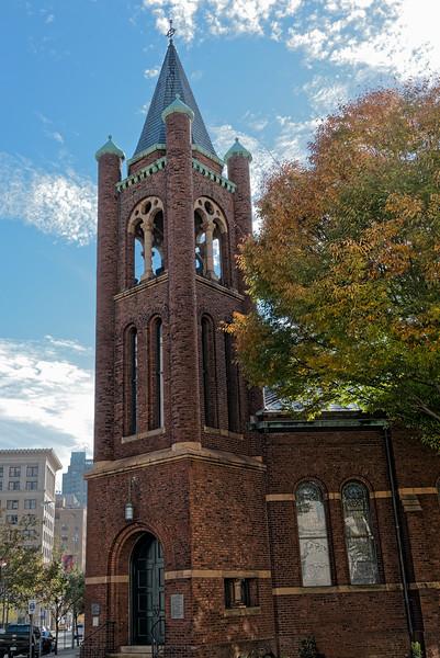 First Presbyterian Church, Raleigh