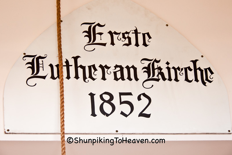 First Lutheran Church, Middleton, Wisconsin