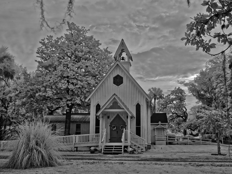 St Paul's Episcopal Church near East Palatka
