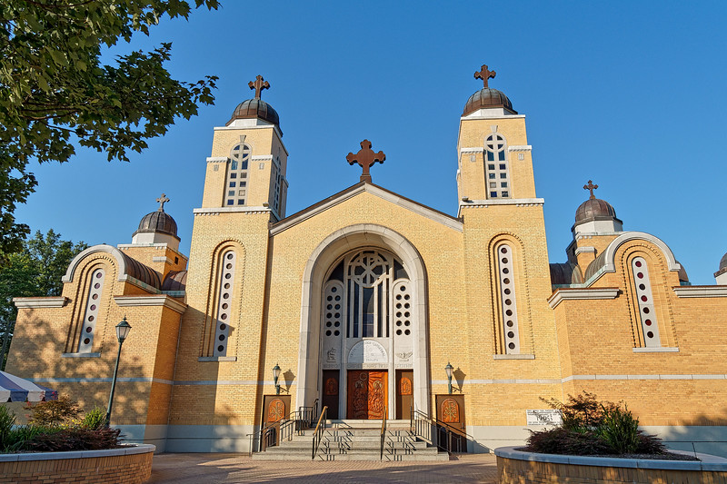 Holy Trinity Cathedral in Charlotte