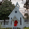 St Paul's Episcopal Church in Federal Point