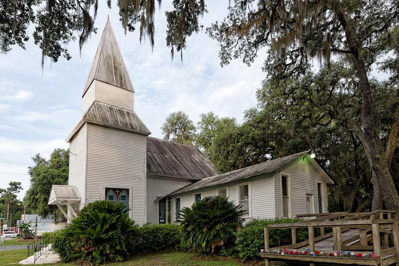 Worthington Springs Methodist Church