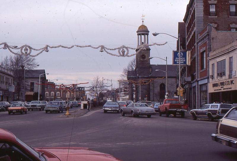 Quincy Square, 1980