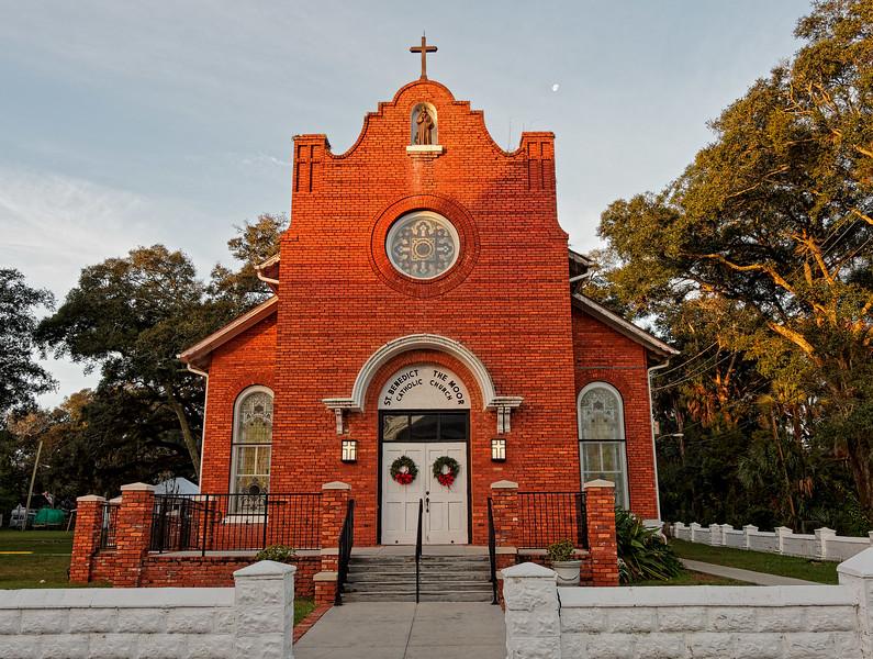 St. Benedict The Moor Catholic Church