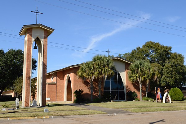 Immaculate Conception Church, View from Southeast