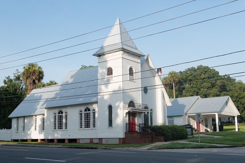 First Baptist Church of McIntosh