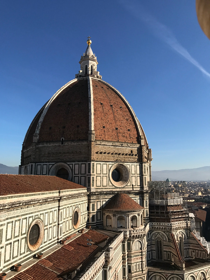 Cattedrale di Santa Maria del Fiore - Dome of Florence Cathedral - Cathedral of Saint Mary of the Flowers