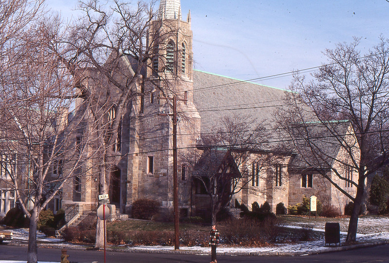 Wollaston Congregational Church 1980