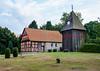 140803 - 6069 St  Magadalenen Church - Northern Germany