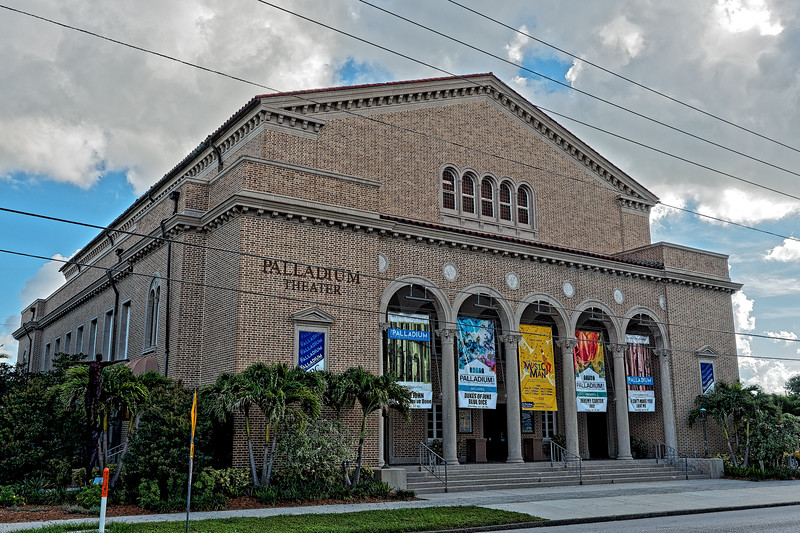 Palladium at St. Petersburg College