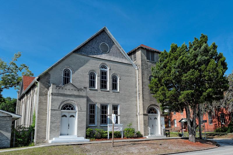 New Zion Baptist Church Fernandina Beach