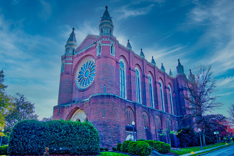 First Presbyterian Church, Greensboro