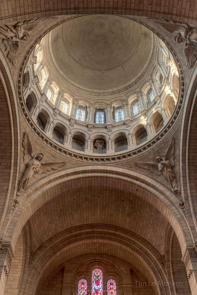 Sacre Coeur Dome