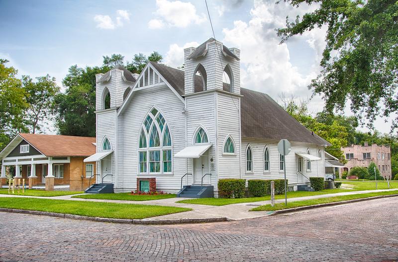Primera Iglesia Bautista La Fe
