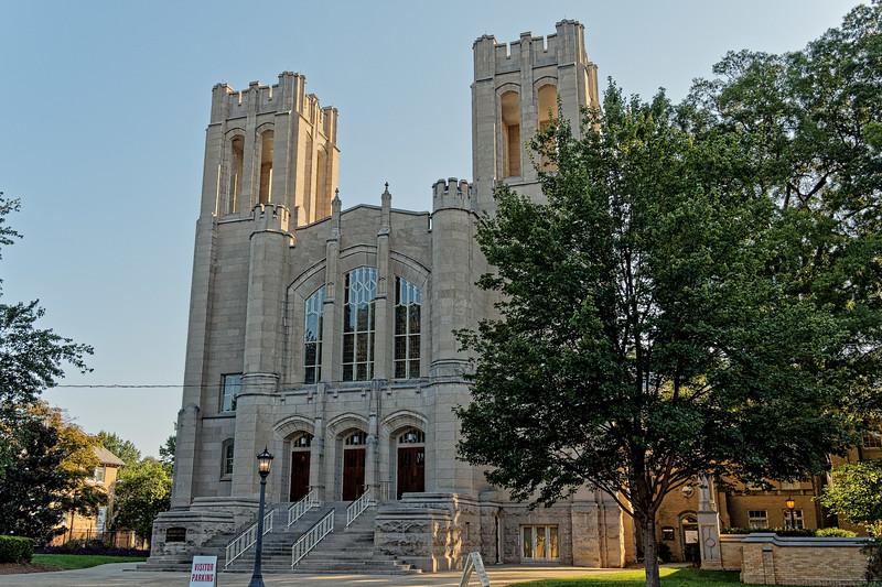 Charlotte's Dilworth Methodist Church
