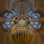 Riverside Church Spherical Panorama I