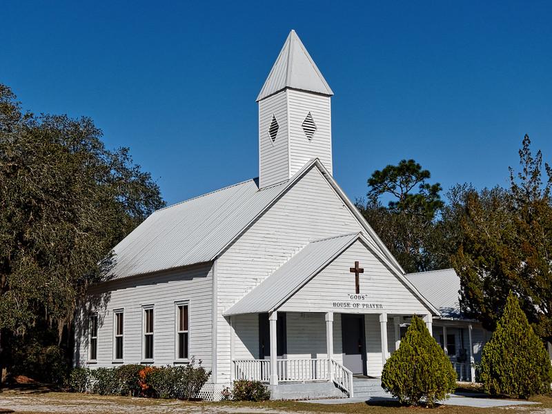 God's House of Prayer in Johnson