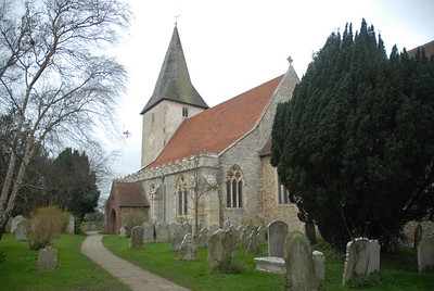 Bosham Church near Chichester