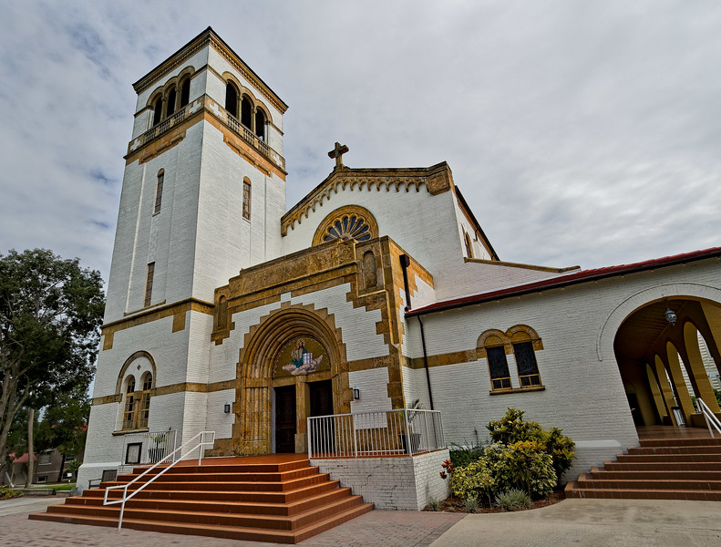 Saint Leo Abbey Church