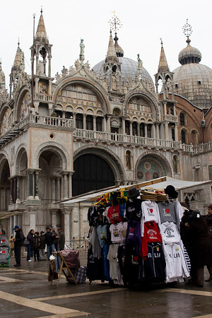 Italy, Venice, Cathedral SNM