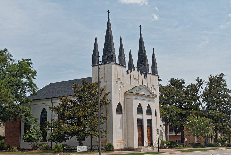 St. John's Episcopal Church Fayetteville